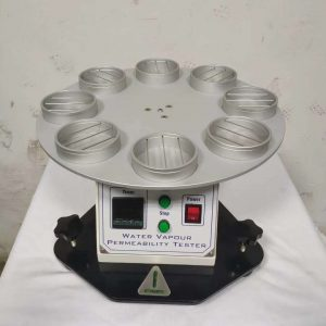 BSEN 20344 Water Vapour Permeability Tester