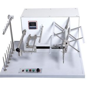 Electric Wrap Reel Count Lea Textile Strength TestER