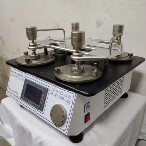 ISO 20344 Martindale Rotary Abrasion Tester
