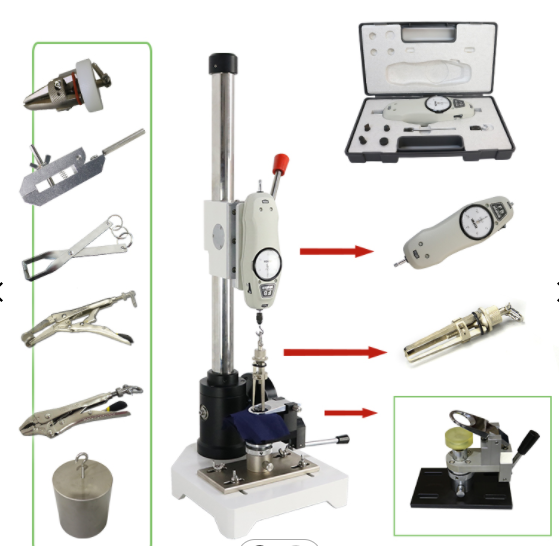 snap Button Pull Test Tensile Testing Machine