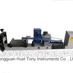 Electronic Crockmeter To Rubbing Fastness TestER