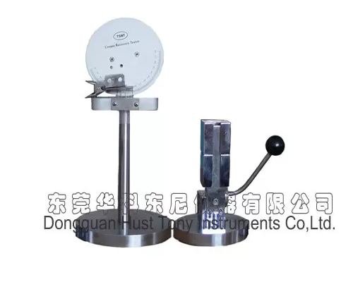 AATCC 66 Crease Recovery Tester / Textile Testing Equipment
