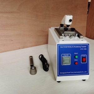 IULTCS Rubbing Fastness Tester For Color Fastness Tester